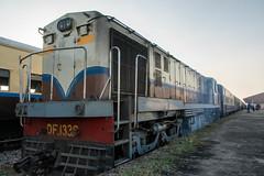 Yangon train ride from Mawlamyine, Myanmar (goneforawander) Tags: backpacking scenery d7100 travel goneforawander myanmar mawlamyine nikon asia enzedonline monstate myanmarburma mm