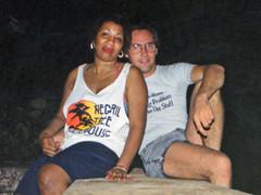 Harve, & Tia (HarveNYC) Tags: jamaica 1992