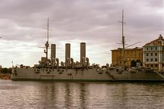 """Cruiser """"Aurora"""" (fotowogo) Tags: aurora kriegsschiff museumsschiff ort rusland schiff stpetersburg maritim"""