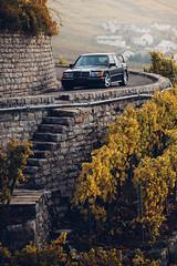 190E (Alex Penfold) Tags: mercedesbenz mercedes benz 190e evo evolution grey cars autos alex penfold 2018 germany