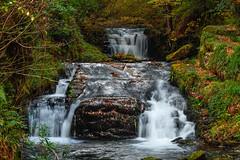 living (jeff.white18) Tags: watersmeet water waterfall nature devon landscape flickr