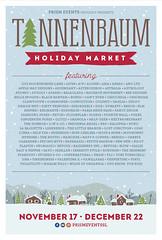 Tannenbaum - Event Poster 2018 (PrismEventsSL) Tags: sl second life tannenbaum prism events
