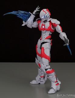 Model Principle Ultraman 3 by Judson Weinsheimer