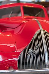 Alfa Romeo (ZeGaby) Tags: alfaromeo cars muséeautomobilemulhouse noiretblanc pentax100mmmacro pentaxk1 vintage voiture mulhouse hautrhin france fr