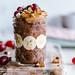 Chocolate Oatmeal + Fruits