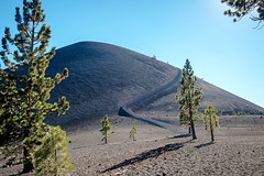 Cinder Cone (San Francisco Gal) Tags: lassenvolcanicnationalpark cindercone lava tree desolate hill trail steep california nationalpark