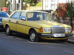 1977 Mercedes Benz 230 (Neil's classics) Tags: vehicle 1977 mercedes benz 230 w123