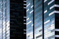 Matrix (Rafael Zenon Wagner) Tags: glass fassade hochhaus singapur technisch architektur nikon d810 110mm facade skyscraper singapore technical architecture
