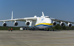 ADB_AN225_UR82060_SXF_APR2018 (Yannick VP - thank you for 1Mio views supporters!!) Tags: civil commercial cargo freight freighter superheavy supersize transport aircraft airplane aeroplane jet jetliner airliner adb antonov design bureau airlines an225 ur82060 mriya cossack dream berlin schonefeld sxf eddb germany de europe eu april 2018 ila airshow ila2018 static tarmac platform parked aviation photography planespotting airplanespotting