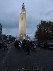 Marche aux flambeaux Cointe (Centenaire Armistice 14-18) (musiquecadetsmarine) Tags: commémoration centenaire armistice 1418 musique cadets marine liège cointe mémorial interalliés marche flambeaux
