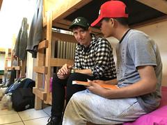 2018/11/23 Asylum Seeker to reach Tijuana