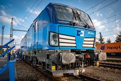 20180915-P1100726 (Jim Templeton) Tags: czechrepublic trains čdcargo vectron siemens