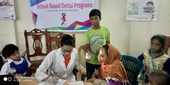"COMMUNITY BASED DENTAL PROGRAM (CBDP) AT BOALMARI, FARIDPUR ON 25- 26TH JULY 2018 • <a style=""font-size:0.8em;"" href=""http://www.flickr.com/photos/130149674@N08/31233983147/"" target=""_blank"">View on Flickr</a>"