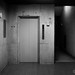 elevator, ground floor