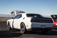 Hellcat (Hunter J. G. Frim Photography) Tags: supercar colorado track invictus dodge challenger srt hellcat white v8 supercharged coupe dodgechallengerhellcat
