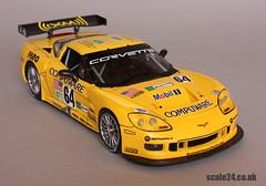 Corvette C6R - 63 (cmwatson) Tags: chevrolet corvette c6r 2007 lemans revell 07396 studio27 scale24 sdcc2401c