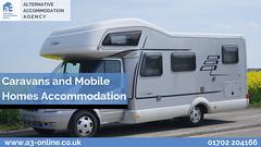 Caravan Hire Essex - Alternative Accommodation Agency (A3Online) Tags: caravan essex accommodation uk