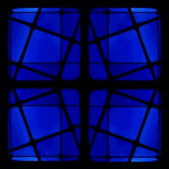 2018 1213 looped blue windows 2x2 (Area Bridges) Tags: 2018 201812 video square squarevideo experiment iteration ttvframe pentax automated automation pan zoom vegaspro edit editing render videocollage animated animation 20181213