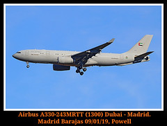 Un MRTT por LEMD (Powell 333) Tags: airbus a330243mrtt 1300 airbusa330243mrtt a330243 mrtt airbusa330243 airbusa3302 airbusa330 airbus330 a330 330 243 unitedarabemirates airforce united arab emirates air force refuel fuel avión avion aircraft airport aeropuerto aviones aena airlines canoneos80d eos80d canon eos 80d powell spain españa lemd madrid barajas madridbarajas