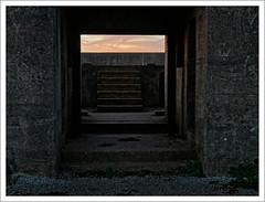 brean-down-sunset-1100651-090119 (Peadingle) Tags: sunset dusk brean down fort somerset