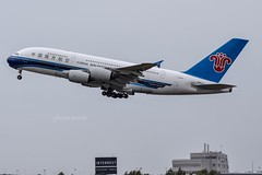 B-6138                 A380-800         China Southern Airlines (Gormanston spotter) Tags: a380 airbus avgeek eham 2018 schiphol gormanstonspotter a380800 chinasouthernairlines b6138