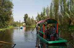 Mexico (RebecaAR) Tags: mexico ciudaddemexico sony rebecaar travel xochimilco water agua chinampas boat culture cultura gente tradition tradicion trajinera
