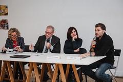 Incontro con Nadia Terranova, Oleg Roy e Irina Zakharova