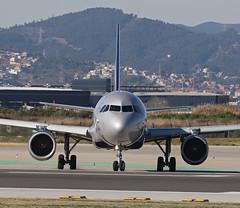 Aeroflot / Airbus A320-214 / VP-BWE (vic_206) Tags: aeroflot airbusa320214 vpbwe bcn lebl