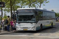 Iveco Crossway LE LINE 13M Connexxion, 5542 Door Zeeland met kenteken 54-BGB-3 in station Goes 12-05-2018 (marcelwijers) Tags: iveco crossway le line 13m connexxion 5542 door zeeland met kenteken 54bgb3 station goes bus coach lijnbus linienbus autobus busse buses streekbus nederland niederlande netherlands pas bas 12052018