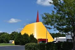 NATIONAL CORVETTE MUSEUM (SneakinDeacon) Tags: chevrolet corvette museum autos automobile bowlinggreen