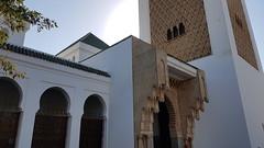 Mosquée Mohamed V (Nordine H.M) Tags: musulman islam marocain patrimoine du mémoires youssef ben mohammed sultan le 10 avril 1947 déclaration dindépendance ibéria avenue belgique mosquée mohamed v maroc tanger