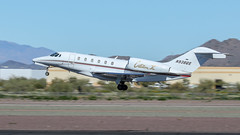 NetJets Cessna 750 Citation X N938QS (ChrisK48) Tags: 2001 airplane cessna750 citationx n938qs netjets phoenixskyharborairport kphx phx phoenixaz aircraft 10