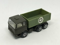 EFSI Holland - Mercedes Benz - High Sided General Purpose Rigid Truck - U.S. Army - Miniature Diecast Metal Scale Model Emergency Services Vehicle (firehouse.ie) Tags: toys toy soldiers armies hgv vehicules vehicule vehicles trucks diecast camion vehicle usarmy military lorry truck army efsi miniatures miniature models model metal mercedes