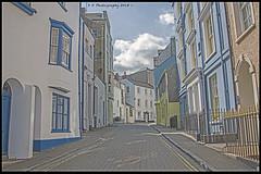 Photo of Tenby street shot DSC_2343