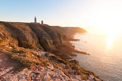 Cap Fréhel - Golden Hour (VR Photographies) Tags: cap fréhel bretagne france sea mer sunset