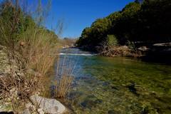 Austin stream scene (2) (mwmosser) Tags: creek stream austin
