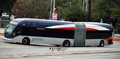 953 100 (3) PRIMO-Dwtn (transit addict 327) Tags: viametropolitantransit bus nabi northamericanbusindustries 60brt cng compressednaturalgas busrapidtransit brt primo articulated stmctc medicalcentertransitcenter nikon d5300 2018