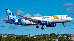 JetBlue | N809JB | Airbus A320-232(SL) | BGI (Terris Scott Photography) Tags: aircraft airplane aviation plane spotting nikon d750 travel barbados jet jetliner jetblue airbus a320 tamron sp 70200mm f28 di vc usd g2 special livery