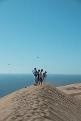 Dunas (Sebastiandx) Tags: nikon landscape d3200 sunset summer beach ocean waves sky