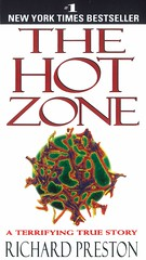 The Hot Zone (Vernon Barford School Library) Tags: richardpreston richard preston communicablediseases diseases diseaseprevention ebola virus viruses infectiousdiseases infectious primatology zoology primates lifesciences science vernon barford library libraries new recent book books read reading reads junior high middle school nonfiction hardcover hard cover hardcovers covers bookcover bookcovers paperoverboard pob 9780329632151