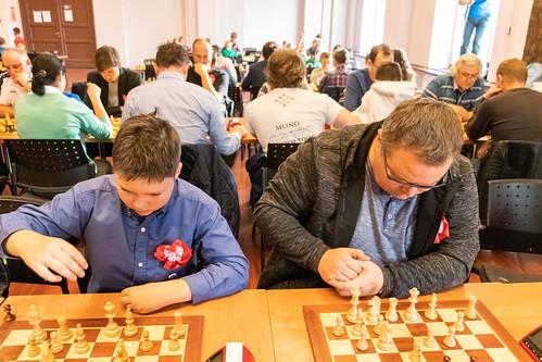 VIII Turniej Szachowy o Szablę Piłsudskiego-41