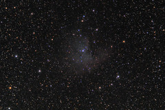 NGC 281, Cassiopeia (markkilner) Tags: canon eos 80d dslr broadstairs kent england kilner televue tv60 televue60 telescope apo astronomy astrophotography deepsky stars space vixen superpolaris longexposure nightsky skytelescope skyatnight backyardeos deepskystacker nebula cassiopeia ngc281 pacmannebula