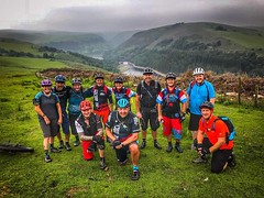 Group Photo (trivjt) Tags: mtb wales trans cambrian outdoors cycling bikedoctor bike doctor