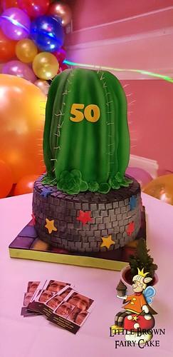 aparty cactus
