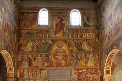 Il Giudizio Universale – The last Judgement (Roberto Marinoni) Tags: abbaziadipomposa pomposa abbazia abbey emiliaromagna affresco fresco giudiziouniversale lastjudgement bellitalia