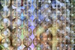 Decor (pni) Tags: plastic bubble wall colour color multiexposure multipleexposure tripleexposure bryk wirkkala visiblestorage visningslagret katseluvarasto emma espoomuseumofmodernart espoonmodernintaiteenmuseo esbomodernakonstmuseum espoo esbo finland suomi pekkanikrus skrubu pni