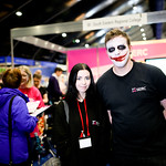 Theatrical Makeup with Megan Dickson and Ryan Morgan (South Eastern Regional College)