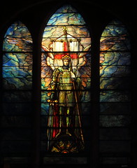 We Will Remember Them (Szmytke) Tags: scotland remembrance window fyvie stgeorge saint tiffany glass stained newyork art valuable priceless