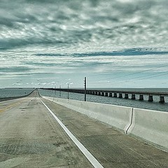 Tons of concrete over the ocean . . . . #travel #usa #roadshow #travelphotography #usarmy #roadside #travelgram #usaf #roads #instatravel #usado #roadtrip #travelling #usaq #travelblogger #usaha #roadstar #traveling #military #roadster #traveler #usak #ro (vistainfinity) Tags: tons concrete over ocean travel usa roadshow travelphotography usarmy roadside travelgram usaf roads instatravel usado roadtrip travelling usaq travelblogger usaha roadstar traveling military roadster traveler usak roadsign traveller usat roadsigns photography usato roadshows wanderlust