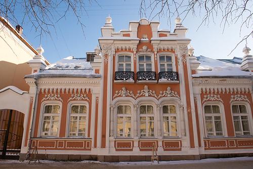 Building ©  Andrey